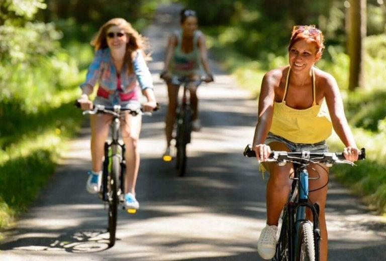 Трите най-добри упражнения за здраве