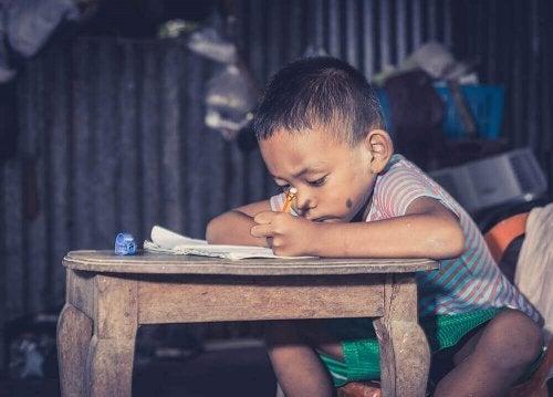 трудности в училище при афективно разстройство при децата