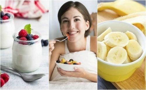 Леки и здравословни десерти, които може да консумирате дори преди лягане