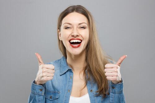 Оптимизмът е предопределящ за изграждането на силна личност