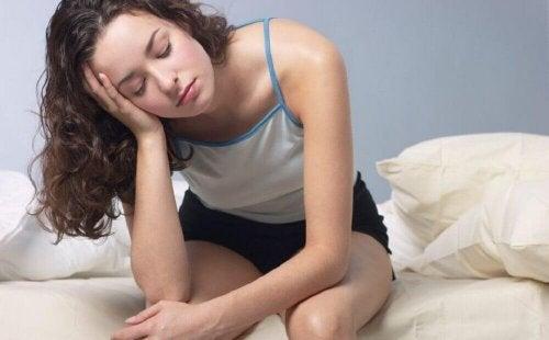 умората е един от признаците на захарен диабет
