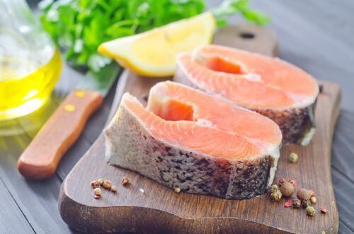 рибата също спада към хранителните алергени