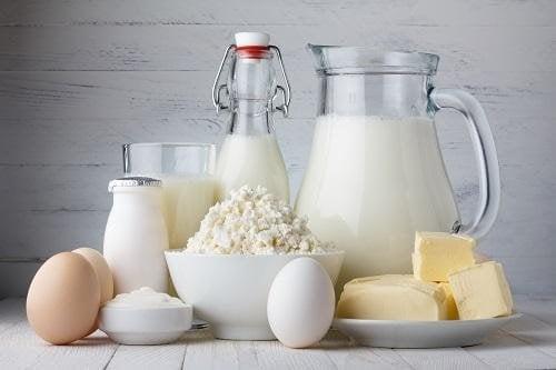 консумацията на млечни продукти ще ви помогне да се предпазите от остеопороза