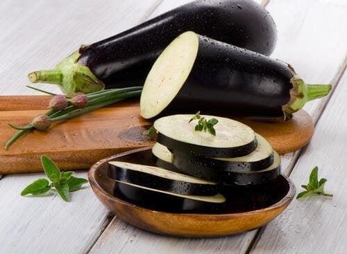паниран патладжан - перфектното вегетарианско ястие
