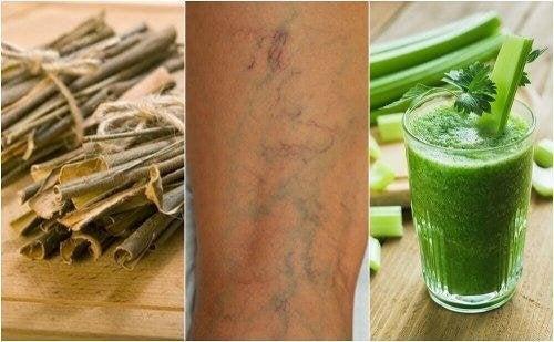 5 растения за по-добро кръвообращение