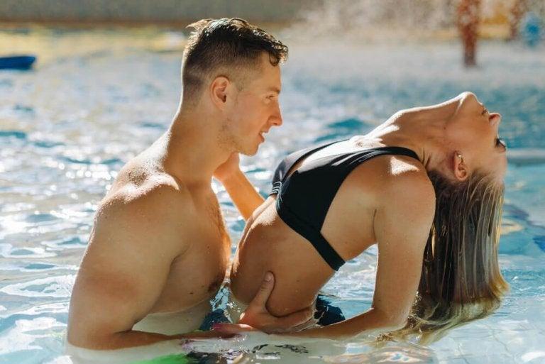 Секс във вода - 6 съвета за безопасност