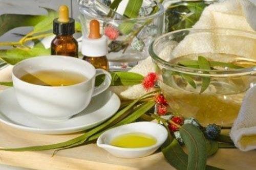 чай от евкалипт