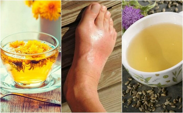 5 ефикасни чая за намаляване на пикочната киселина