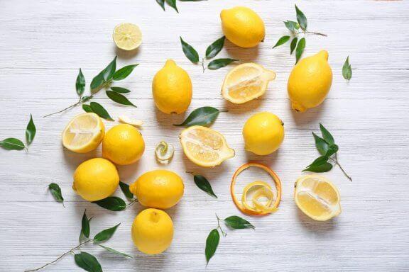 Пилешки гърди с лимон