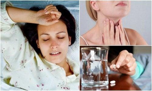 6 медицински причини за нощното изпотяване