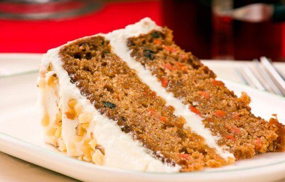 Глазура на морковена торта