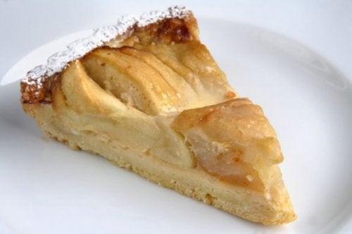 Най-лесната рецепта за ябълков тарт