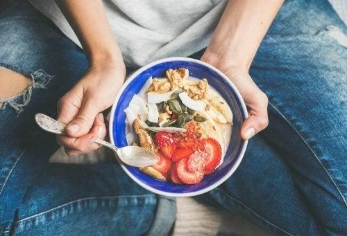 варианти на закуска за засилване на метаболизма