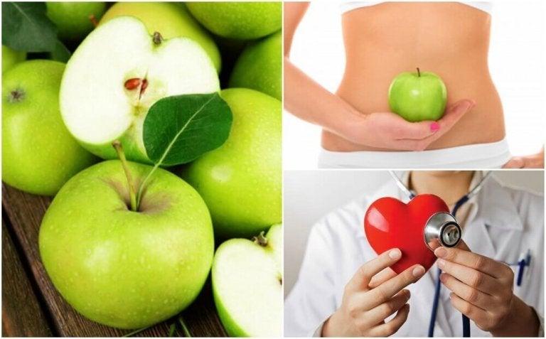 7 причини да изяждате по една зелена ябълка на гладно
