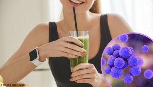 4 шейка за премахване на токсините