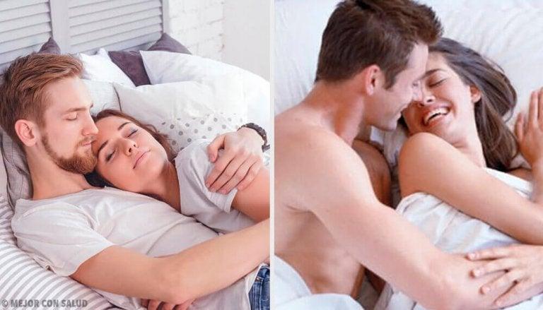 5 неща, които партньорите от една щастлива връзка правят преди лягане
