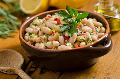 Рецепти за бобена салата