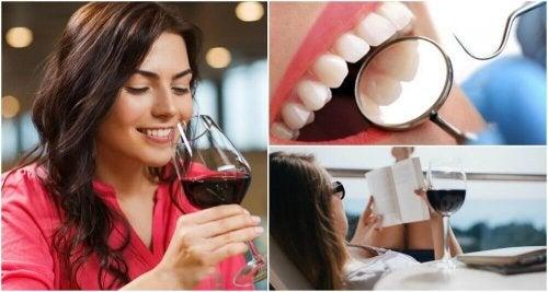 8 ползи от пиенето на червено вино в умерени количества