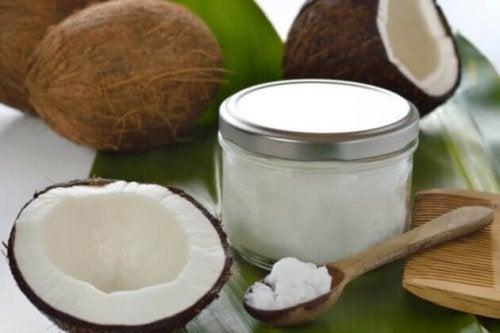 Дезодорант с кокосовото масло
