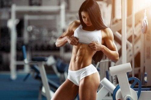 Най-добрата диета за жени атлети