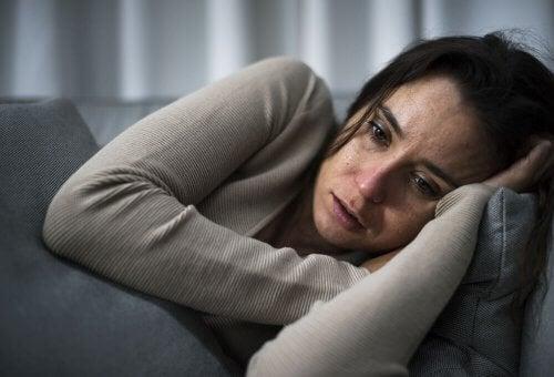 фаза на депресия след загубата на бебе