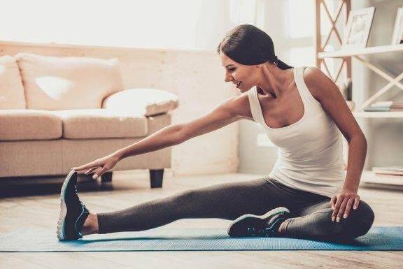 Как да си направите фитнес у дома