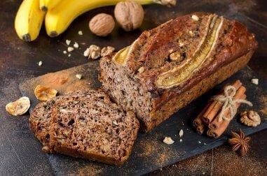 Опитайте този уникален хляб с мед, канела и банани