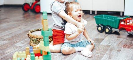 Стратегии за контролиране на ревността между децата в семейството
