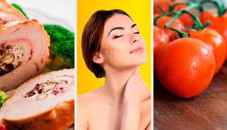 4 храни, които стимулират производството на колаген