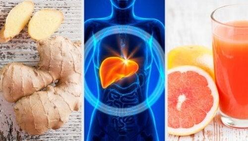 Какво трябва да ядете ако имате затлъстял черен дроб