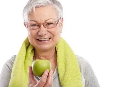 Неприятното напълняване с възрастта: как да го предотвратим