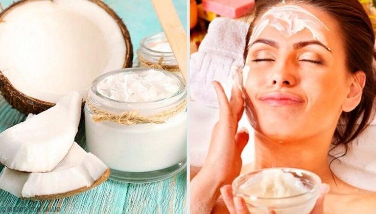 10 козметични ползи от кокосовото масло