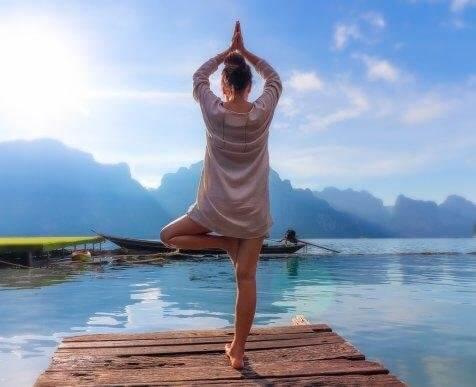 Кой е най-добрият начин за практикуване на йога?