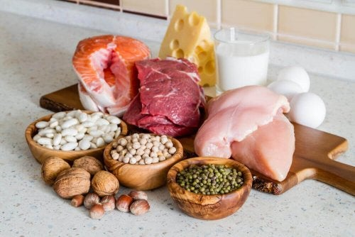 Протеин в различни форми