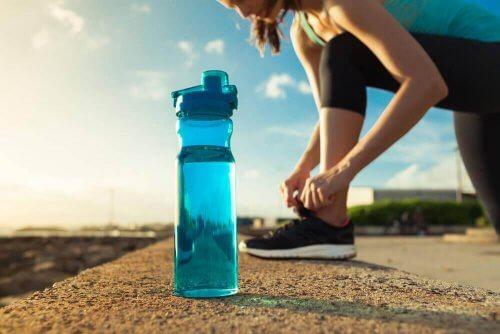 Протеини при жените атлети