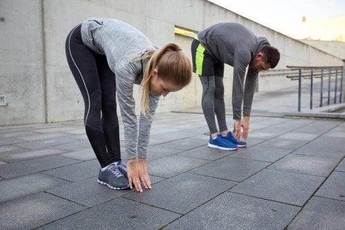 Подобрете гъвкавостта на краката с помощта на тези стречинг упражнения.