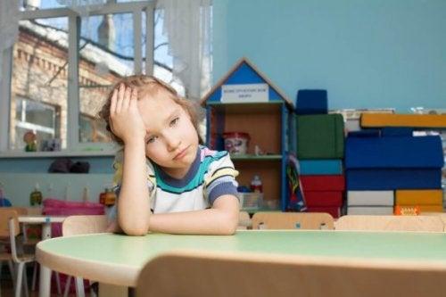 Когато стресът в детството е причинен от родителите