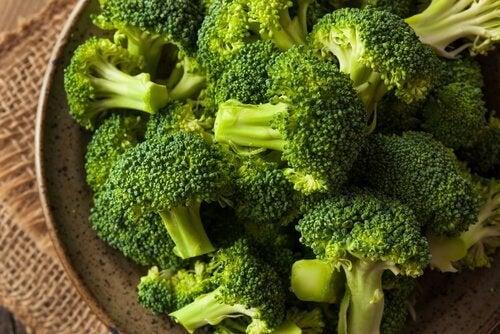 вегетариански ханки с броколи