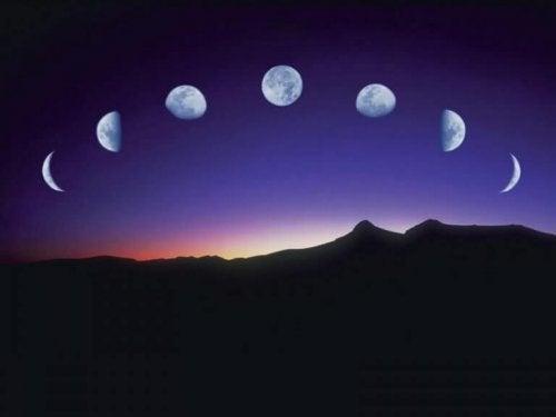 Как Луната влияе на човека?
