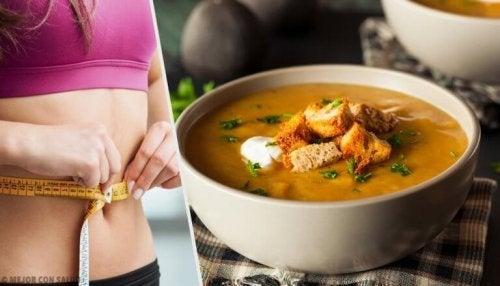 Супената диета - ефективно и лесно стопяване на мазнините
