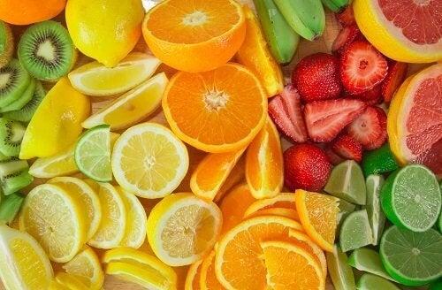 Цитрусови плодове при камъни в жлъчката