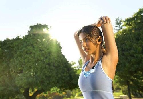 Бъдете активни, ако искате да се предпазите от рак на гърдата.