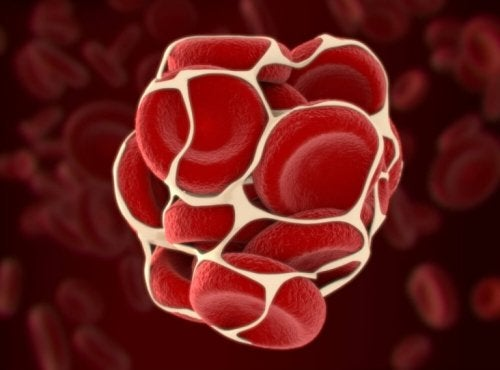Витамин К: картинка на молекулата