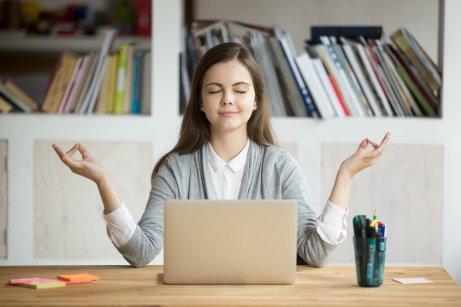 Има различни техники и навици, с които да контролирате стреса по-лесно.