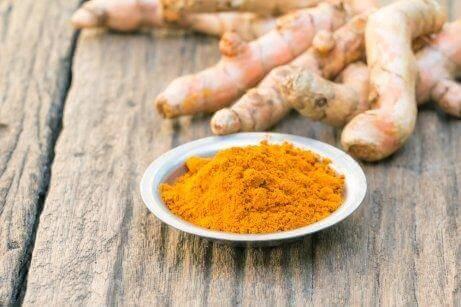 Куркумата притежава мощно противовъзпалително действие.