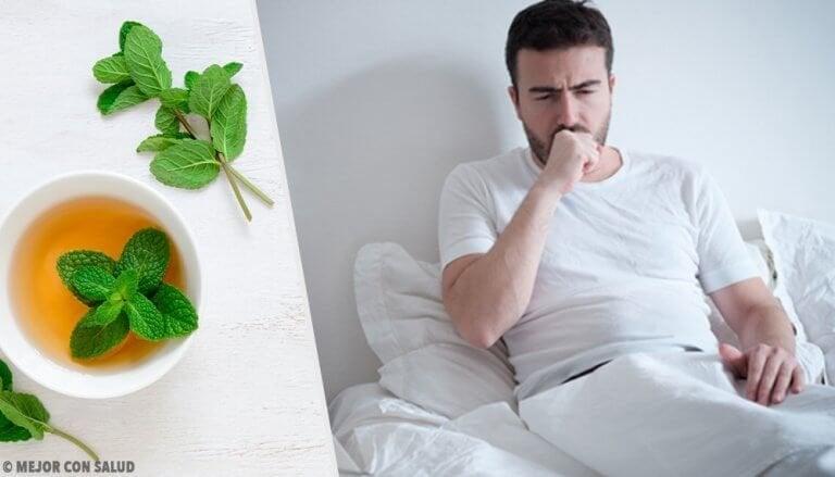 5-те най-добри чая за лечение на кашлицата