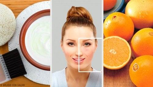 Страхотни естествени средства срещу кожните несъвършенства