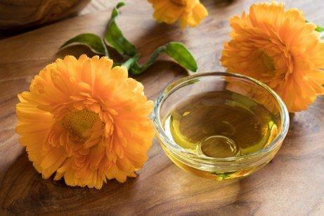 Невенът се използва от векове в дерматология.