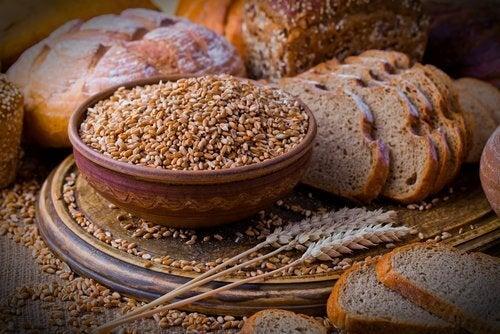 При камъни в жлъчката: пълнозърнести храни