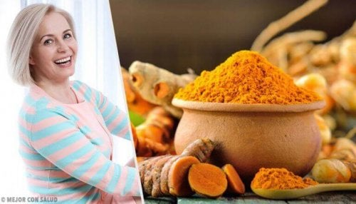 При менопауза: открийте 7-те предимства на куркумата